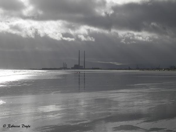 Dublin Bay. (Photo by Rebecca Doyle)