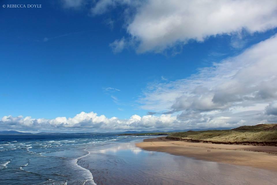 Bundoran Beach in Sligo. A beautiful spot for a west coast walk by the sea. Photo- Rebecca Doyle